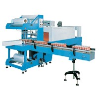 PE Film Sleeve Sealing Shrink Wrap Machine Automated Packaging System 380V / 220V