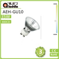 GU10 halogen lamp with energy saving bulb in china factory