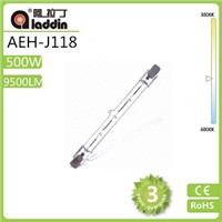 china good factory supply liner halogen tube lamp J118