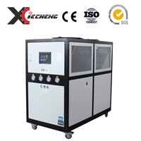 CE industrial air cooled water chiller system cooling water machine