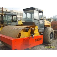 Dynapac CA30D road roller used condition dynapac 15t road roller with single draum for sale