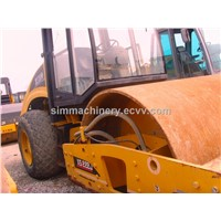 XCMG XS222J road roller with single drum roller type used XCMG 22t road roller for sale