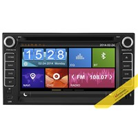 Capacitive Touch Screen Car DVD Player for KIA Cerato with 3G/WIFI/DVR/Mirror Link Function