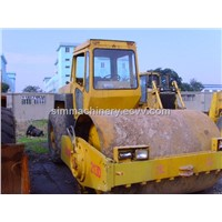 used condition Bomag 213d road roller second hand Bomag 213d road roller with single drum for sale