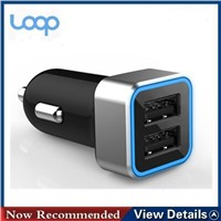 3.1A mobile phone car charger