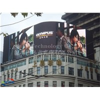 P10 Outdoor Full Color LED Display Screen/Arise Technology Co,Ltd./ Outdoor advertising LED display