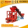 small hollow block making machine/sand cement block making machine/burning free block making machine