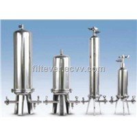 Single Cartridge Filter Housing / SS316 / SS304 / with Micron Filter Cartridge