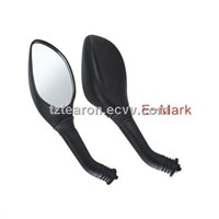 E-mark certification Motorcycle rear Review mirror