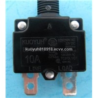 10A  manul reset circuit breaker for switch  88 series