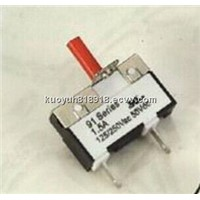 1.5A manul reset  circuit breaker   for children toys car  with ul approval