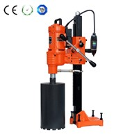 255mm concerete Core Drill Machine, vertical, single/two speeds