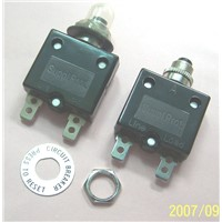21A mini circuit breaker for equipment    reset protector