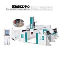 CNC Engraving Machine/CNC Router-Five-axis Processing Center