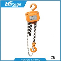 Chinese chain block VC-A chain block/ manual hoist CE&GS