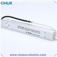 LED water-proof switching power supply led driver