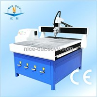 NC-1212 wood cutting/engraving cnc router with vacuum system