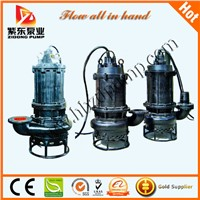 anti wear submersible sand pump for dredging