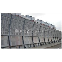 sound barrier/noise barrier(manufacture Anping )