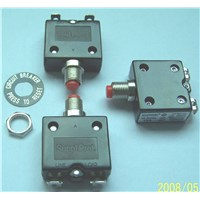15A reset circuit breaker  for equipment
