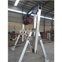 mobile portable plain Aluminum Gantry Crane