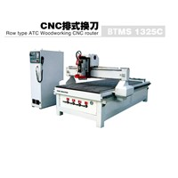 CNC Engraving Machine, CNC Router - Row Type ATC Woodworking Router