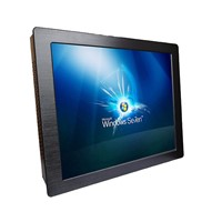 17 inch all in one i7 industrial panel pc