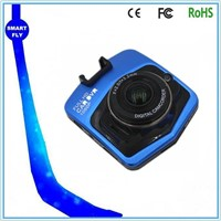 Mini NTK96650+AR0330 car camera 170degree wide angle H.264 video 2.4inch