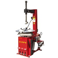 Motorcycle tire changing machine ST-112