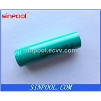 Samsung 18650 Battery INR18650-20R 2000mah Rechargeable Battery