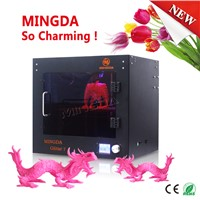 desktop FDM 3d printer with building size 300mm*200mm*200mm