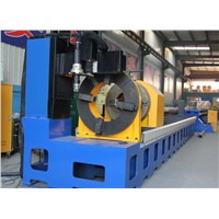 CNC Square/Rectangular Tube Plasma & Flame Cutting Machine China Factory Price