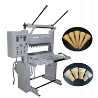 Small ice cream cone machine | Ice cream cone making machine