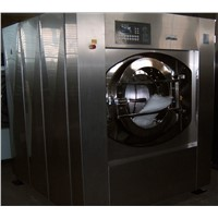 100KG Industrial Full Stainless Steel Washer Extractor (industrial washer extractor)