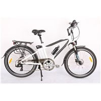 Stainless spokes brushless rear motor electric bike