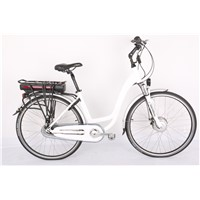 CF-TDB01Z 700cc Alloy Electric City Lithium Battery Bicycle with good quality