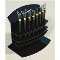 Acrylic Cosmetics Organizer Display Stand
