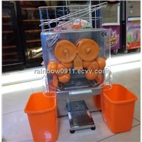 Automatic Commercial Orange Juicer/Orange Lemon Juice Pressing Machine