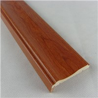 Door frame wood moulding