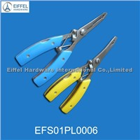 High quality stainless steel fishing scissors(EFS01PL0006)