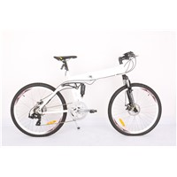 26'' Foldind lithium electric bicycle with good quality
