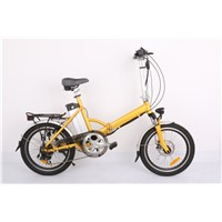 "20"" Alloy Electric Bicycle with good quality"