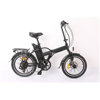 TUV israel electric folding bike