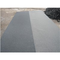 G684 basalt honed, pearl black granite,G684 flamed tile,basalt slab