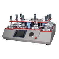 XHF-05 Touch Screen Textile Martindale Abrasion and Pilling Tester