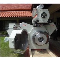 Sawdust and wood Pellet Mill with CE certification hot sale in 2014