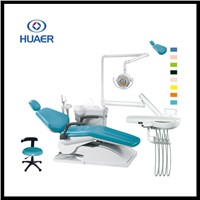 dental supply built-in suction dental chair unit HR-936