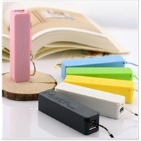 external mobile power bank  battery charger pack Perfume for iphone ipad samsung phone 2600mah