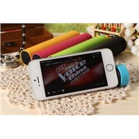 MAGICSTICK external mobile power bank battery charger pack with Bluetooth speaker for phone 4000mah