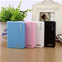 external mobile power bank dual port battery charger pack  for iphone ipad  phone 20000mah 10000mah
